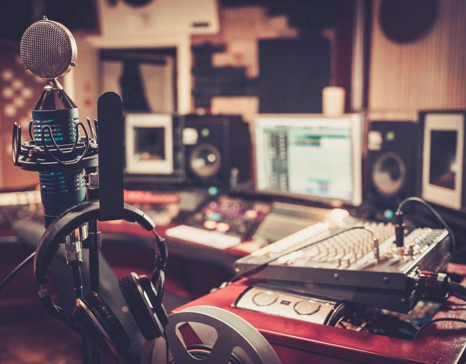 logiciel de gestion pour industrie musicale